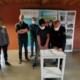 Signature du contrat d'Haratali avec le GEIQ 42 Batiscafe en présence d'OASURE et Repères Loire