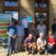 Photo des participants d'une séance du Dispositif Local d'Accompagnement réalisé à OASURE